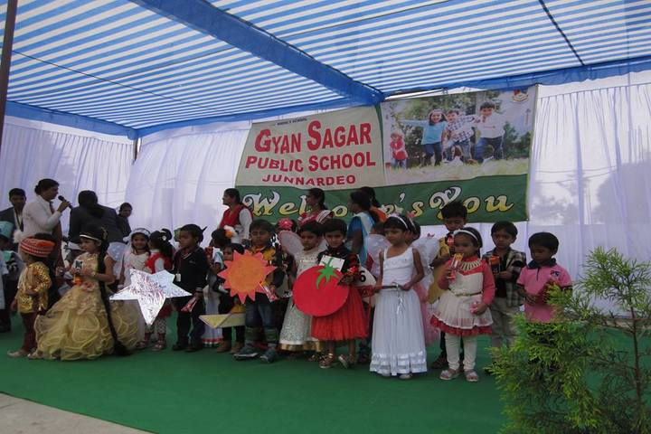 Gyan Sagar Public School-Children's Day