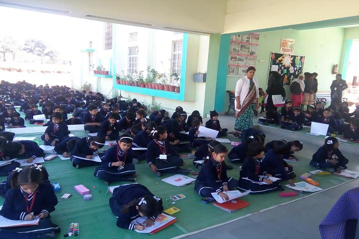 Gyan Sagar Public School-Drawing Competition