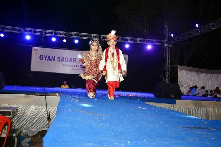 Gyan Sagar Public School-Fancy Dress Competition