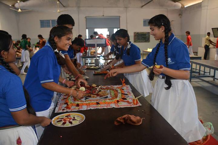Gyan Valley Co Ed School-Food Festival Celebrations