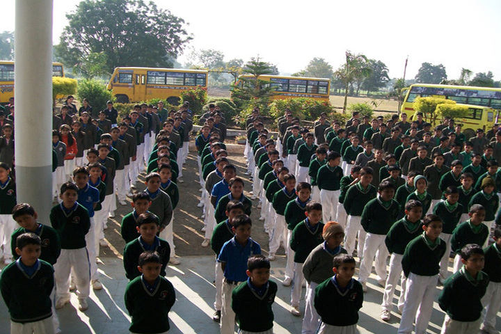 Gyan Valley Co Educational School-Assembly