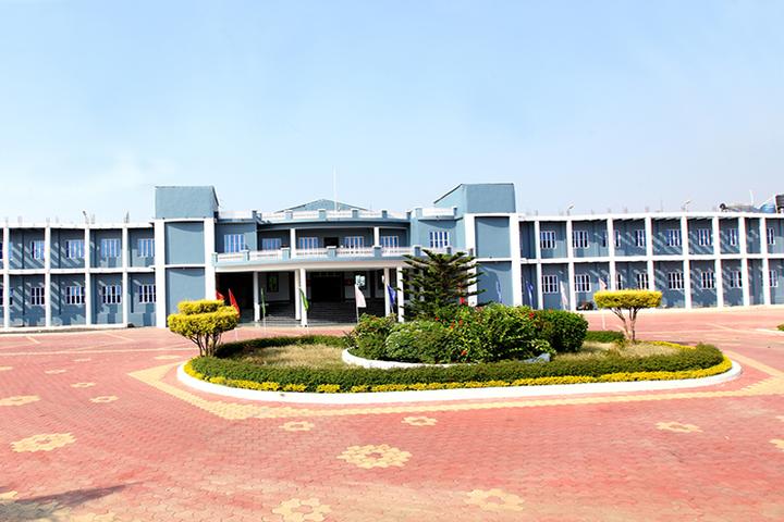 Gyan Valley Co Educational School-Campus