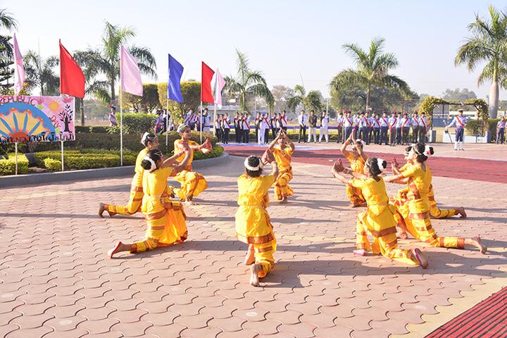 Gyan Valley Co Educational School-Dances