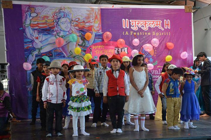 Gyan Valley Co Educational School-Fancy Dress