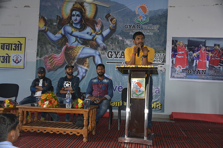 Gyan Valley Co Educational School-Seminars