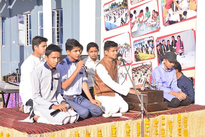 Gyan Valley Co Educational School-Singing