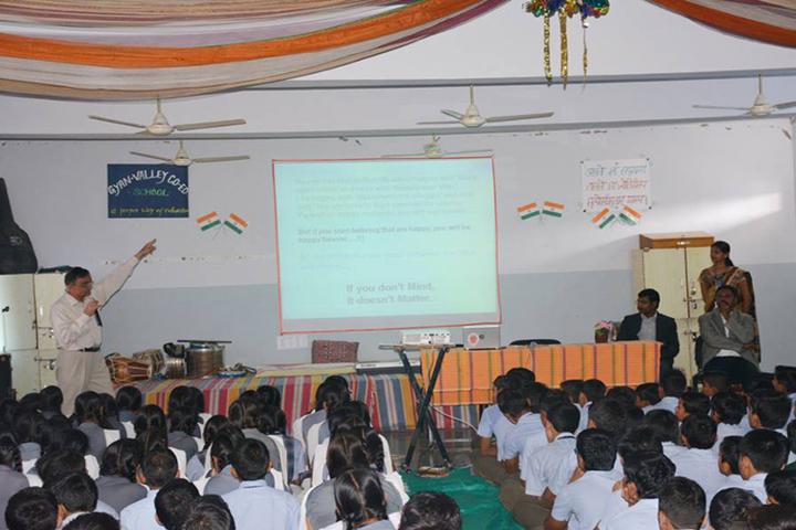 Gyan Valley Co Educational School-Workshop