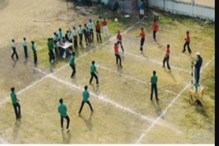 Gyan Vihar Public School-Play ground