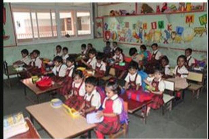 Gyan Vihar Public School-Primary Classroom