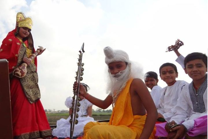 Akshar Vidya Griha-Drama