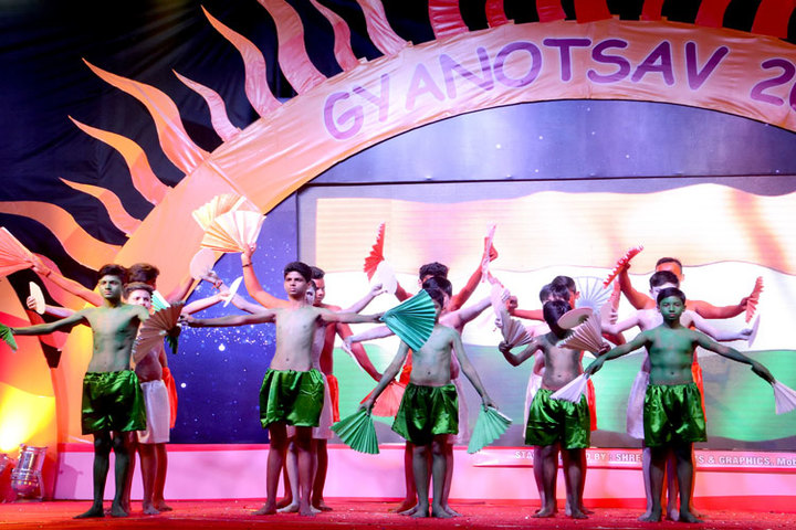Gyanasthali Vidyalaya-Annual day celebrations