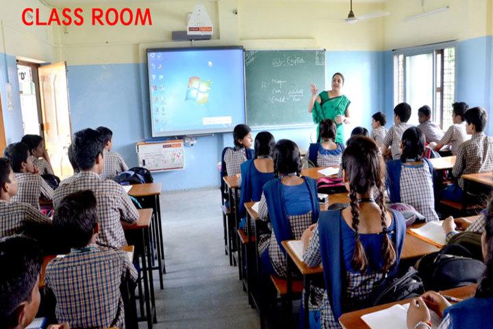 Gyanasthali Vidyalaya-Classroom