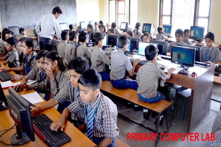 Gyanasthali Vidyalaya-Computer lab