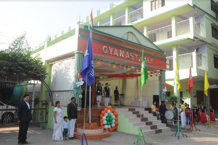 Gyanasthali Vidyalaya-Republic day celebrations