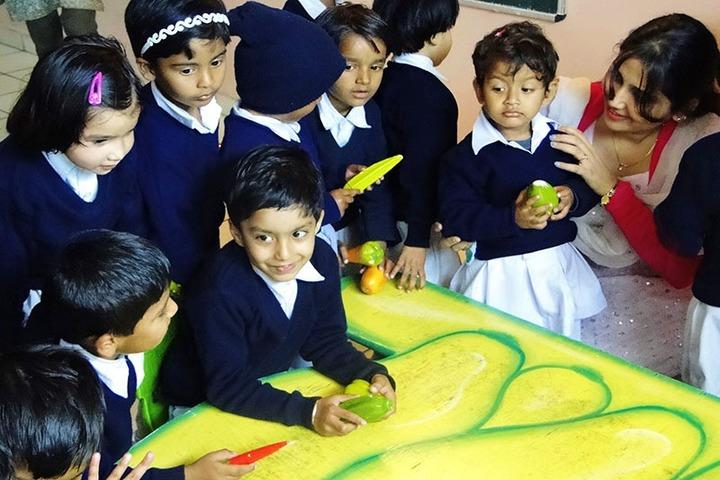 Gyanodaya Sarva Mangal Vidya Mandir-Classroom Activity