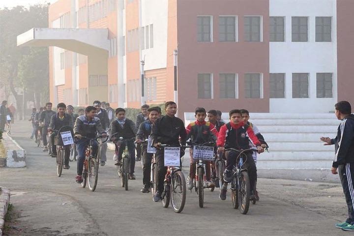 Gyanodaya Sarva Mangal Vidya Mandir-Cyclethon