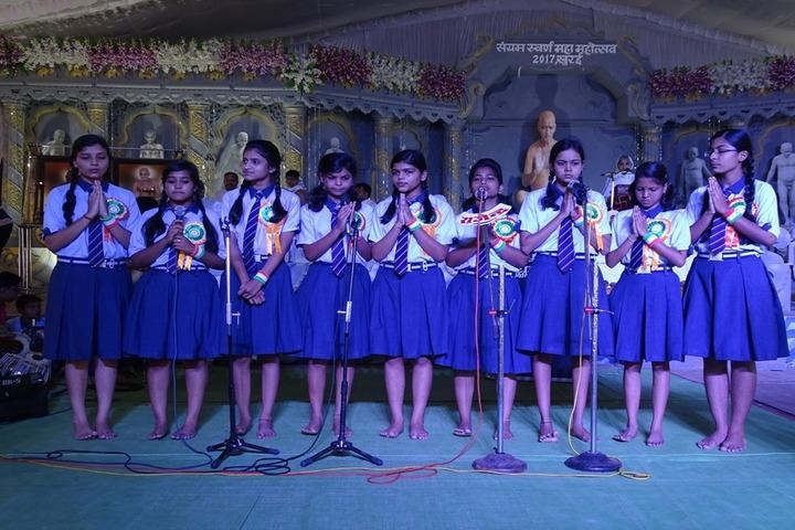 Gyanodaya Sarva Mangal Vidya Mandir-Independence Day