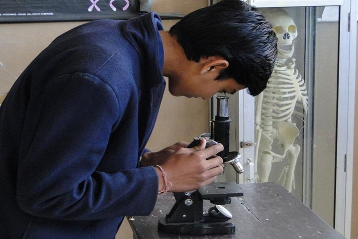 Gyanodaya Sarva Mangal Vidya Mandir-Physics Lab