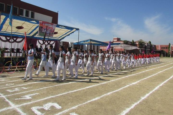 Gyanodaya Sarva Mangal Vidya Mandir-Sports Day