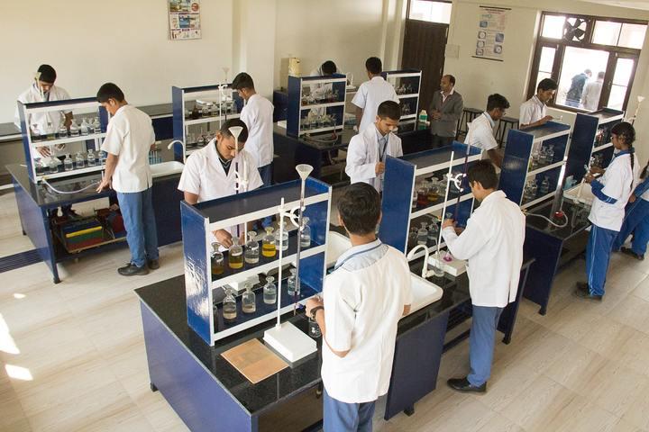 Happy Days School-Chemistry Lab