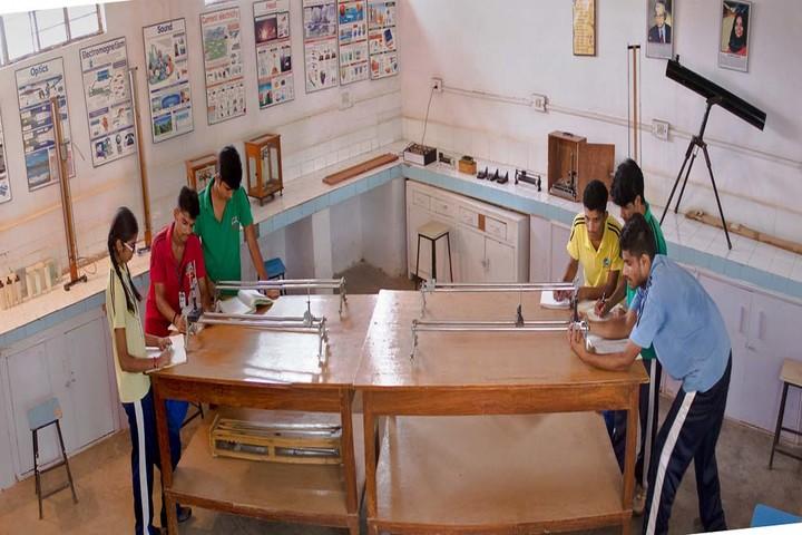 Happy Days School-Physics Lab