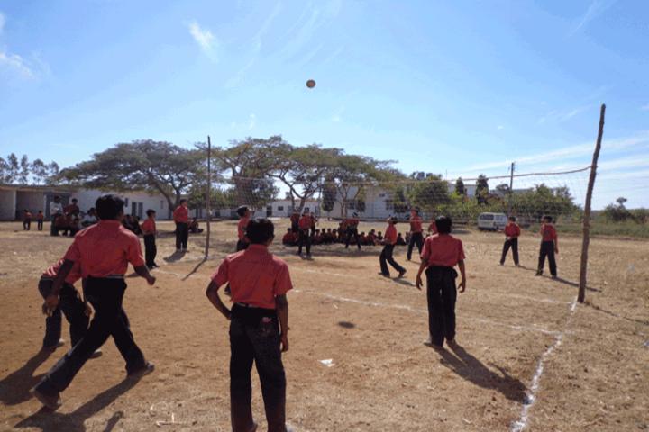 Happy Hours English Medium School-Sports