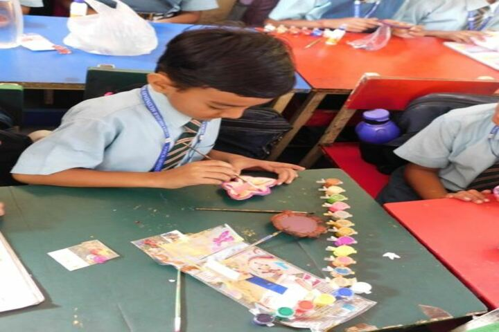 Hema Higher Secondary School-Art and Craft