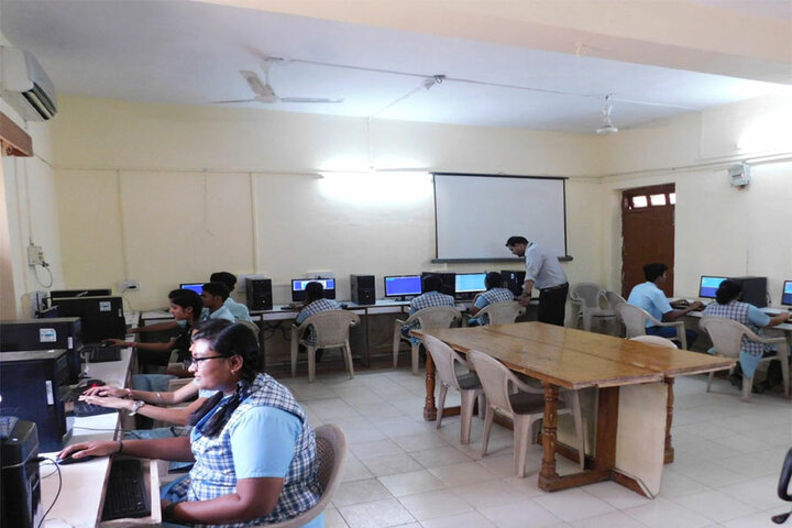 Hema Higher Secondary School-Computer Lab