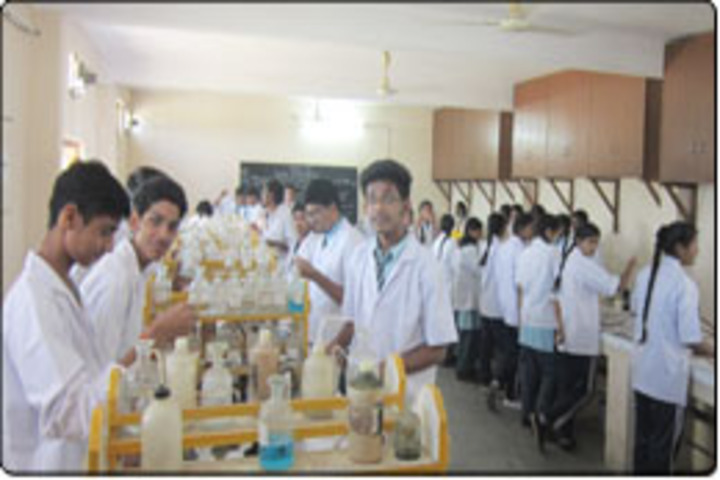 Hema Higher Secondary School-Lab