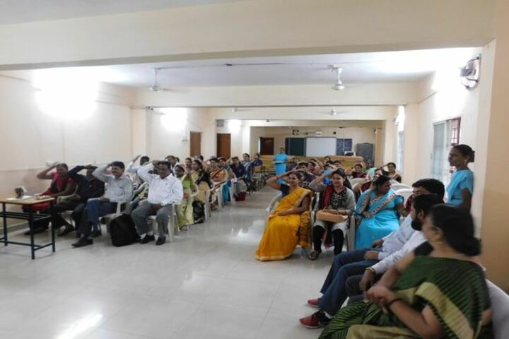 Hema Higher Secondary School-Parents Orientation Day