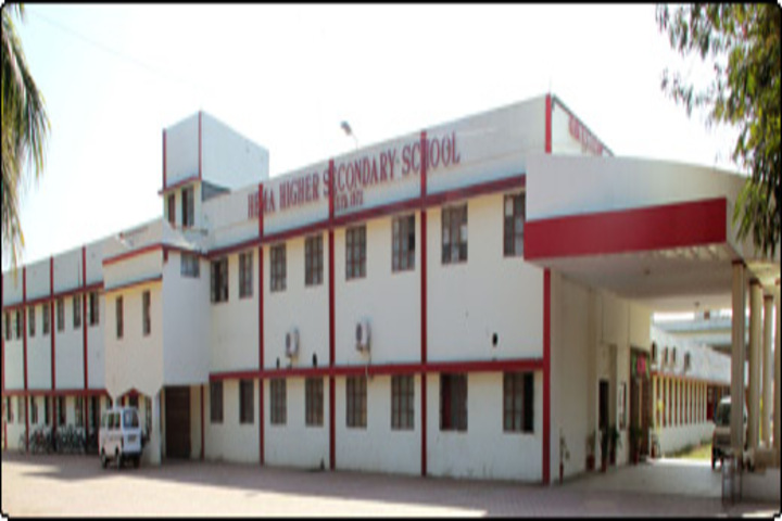 Hema Higher Secondary School-School View