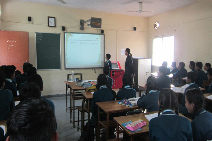 Hema Higher Secondary School-Smart Classrooms