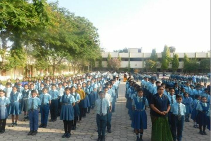 Hema Higher Secondary School-Morning Assembly