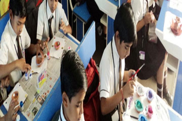 Himalaya International School-Art and Craft