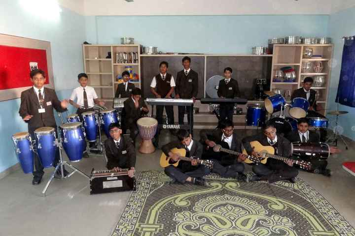 Himalaya International School-Music Room