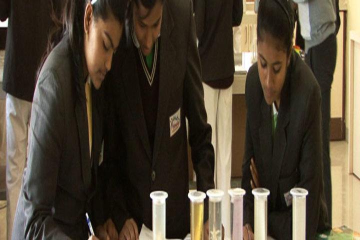 Himalaya International School-Science Lab