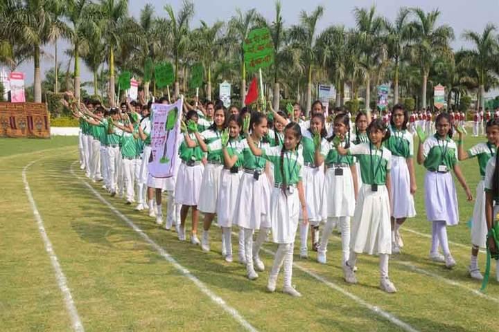 Himalaya International School-Sports Day