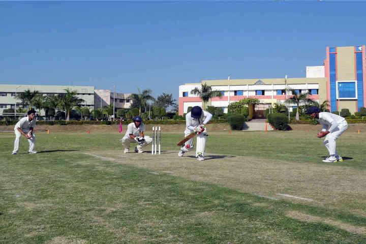 Himalaya International School-Play Ground