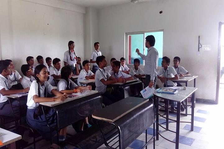 Hind Junior College-Classrooms