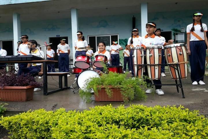 Hind Junior College-Music Activity