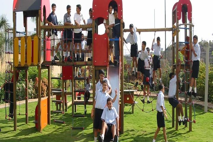 Hind Junior College-Play Area