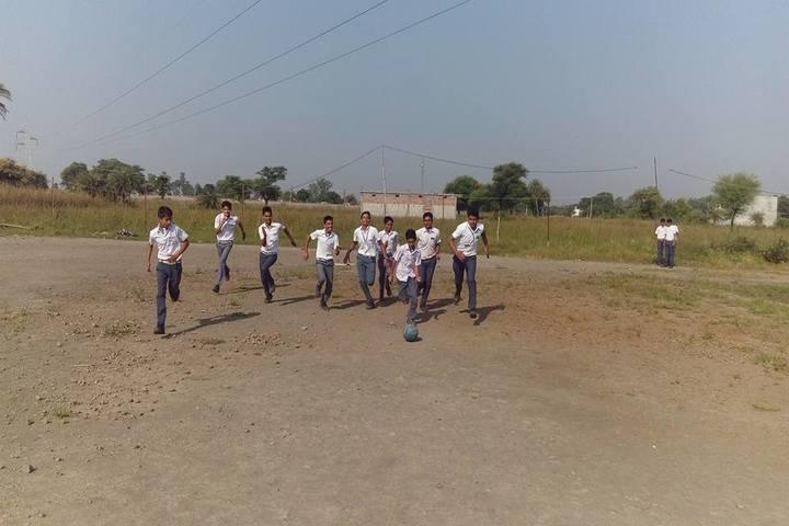 Hind Junior College-Play Ground