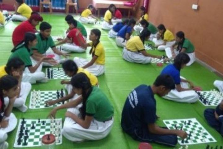 Holy Cross School-Indoor Games