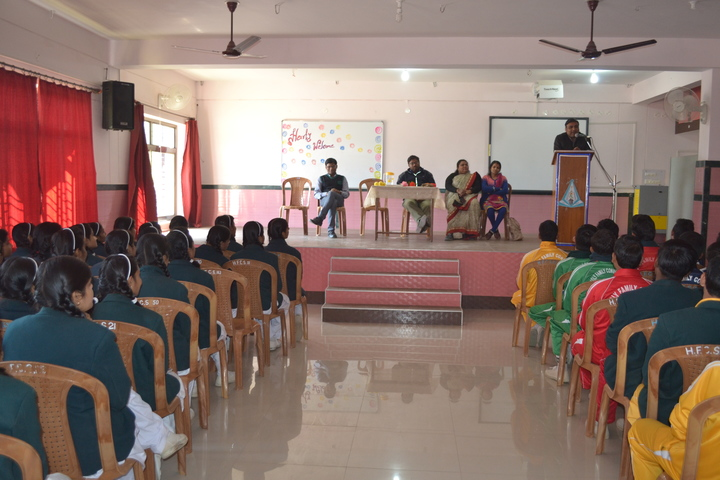 Holy Family Convent Higher Secondary School-Auditorium