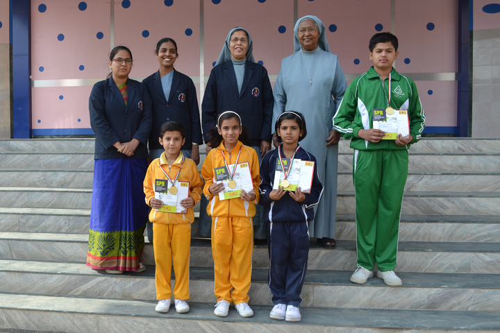 Holy Family Convent Higher Secondary School-Award Winning