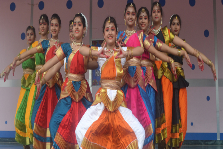 Holy Family Convent Higher Secondary School-Cultural Dance