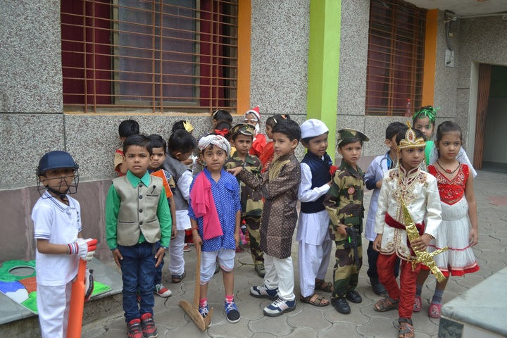 Holy Family Convent Higher Secondary School-Fancy Dress