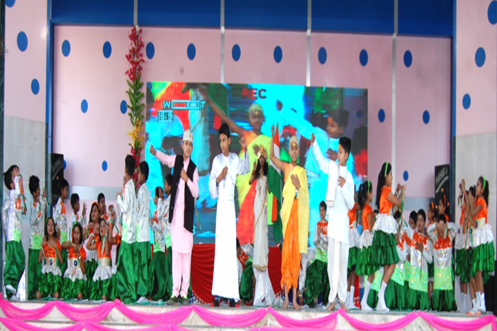 Holy Family Convent Higher Secondary School-Independence Day