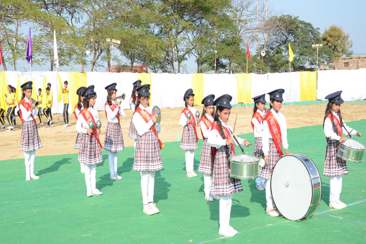 Holy Family Convent School-Sports Day