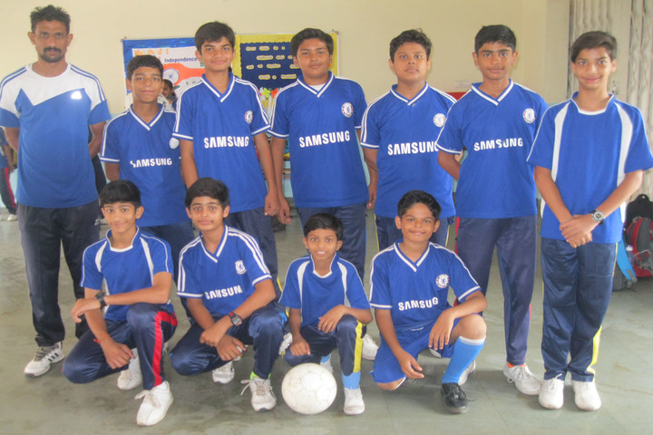Holy Family Convent School-Sports